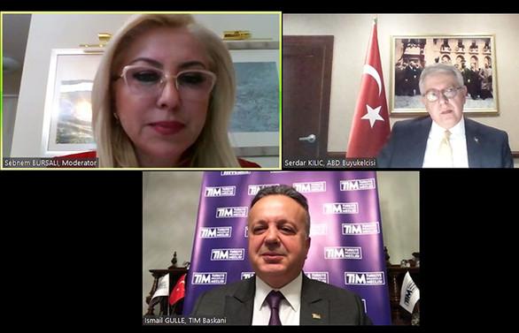 Türkiye-ABD ticareti 200 milyar dolara ulaşabilir
