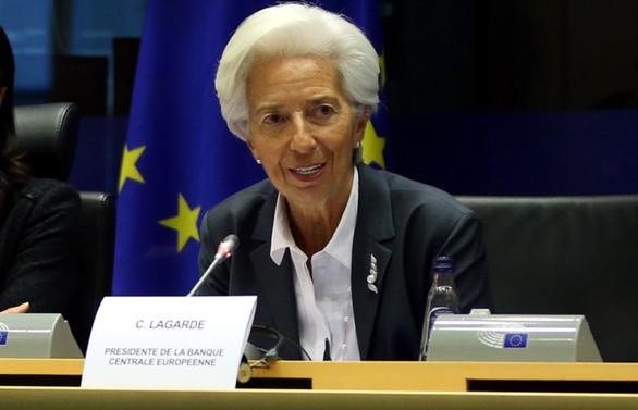 ECB Başkanı Lagarde: Ekonomideki toparlanmanın zamanını tahmin etmek zor