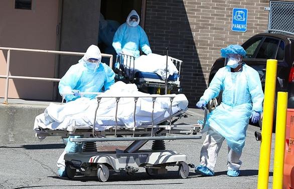Dünya genelinde COVID-19'dan ölenlerin sayısı 230 bini aştı