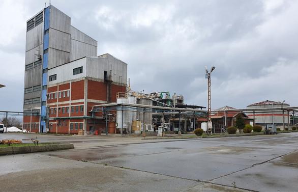 14 yıl atıl kalan fabrika imdada yetişti