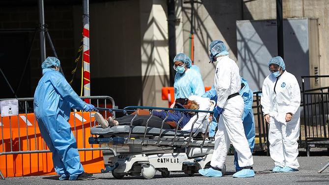 Koronavirüs salgınında can kayıpları 70 bini geçti