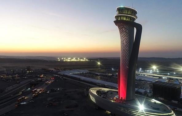 Bakan Karaismailoğlu'ndan İstanbul Havalimanı mesajı