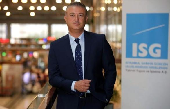 İSG Havalimanı İşletmesi CEO'su Göral, DÜNYA'nın sorularını yanıtladı