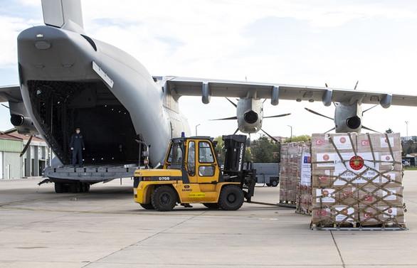 Türkiye, Balkan ülkelerine tıbbi yardım gönderdi