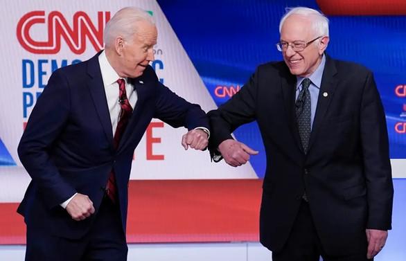 Sanders çekildi, Biden tek aday oldu