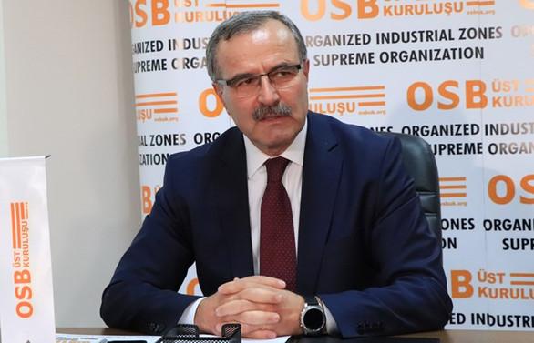 OSBÜK Başkanı Kütükçü'den 335 OSB'ye çağrı: Üretime devam ederek Türkiye'ye örnek olun