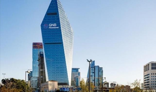 QNB Finansbank ilk çeyrekte 766 milyon lira net kar elde etti