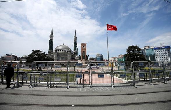İstanbul'da 1 Mayıs için güvenlik önlemleri artırıldı