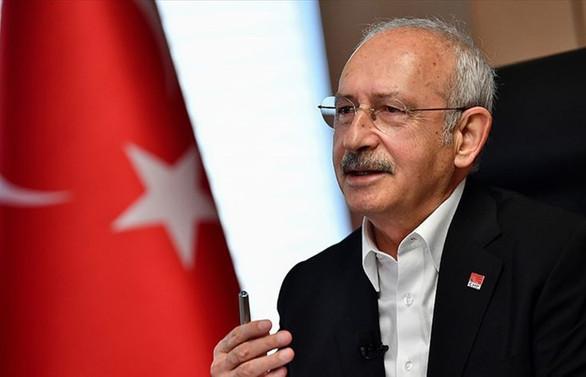 Kılıçdaroğlu, 1 Mayıs nedeniyle işçilerle video konferans yöntemiyle görüştü