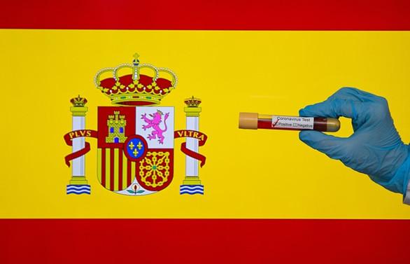İspanya'da COVID-19'dan son 24 saatte 281 kişi öldü