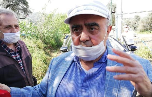 Aydın'da jeotermal santrali sondaj çalışmasında patlama