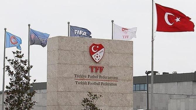 TFF'den sezon planlaması açıklaması