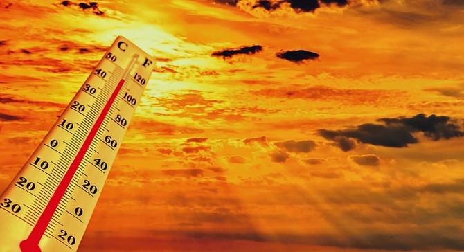 Türkiye'de Kuzey Afrika sıcakları etkili olacak