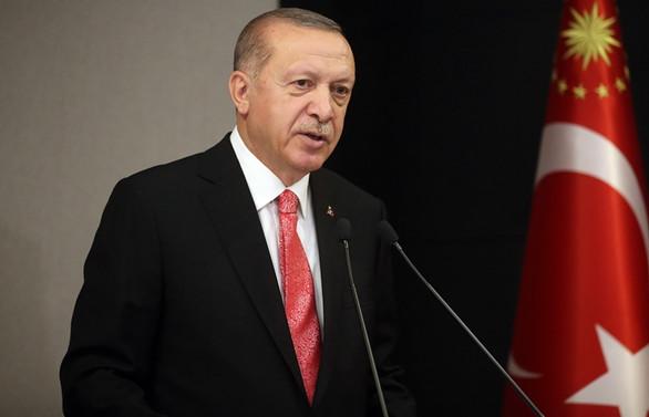 Cumhurbaşkanı Erdoğan: 16-19 Mayıs'ta sokağa çıkma sınırlaması uygulanacak