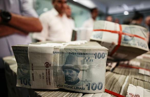 Hazine 6,1 milyar lira borçlandı