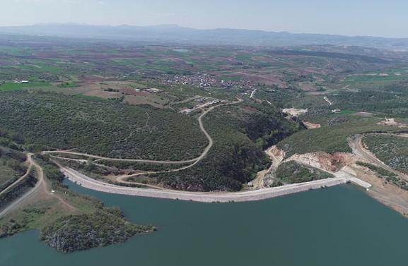 Sulama projesiyle tarımsal gelir yıllık 35 milyon TL artacak