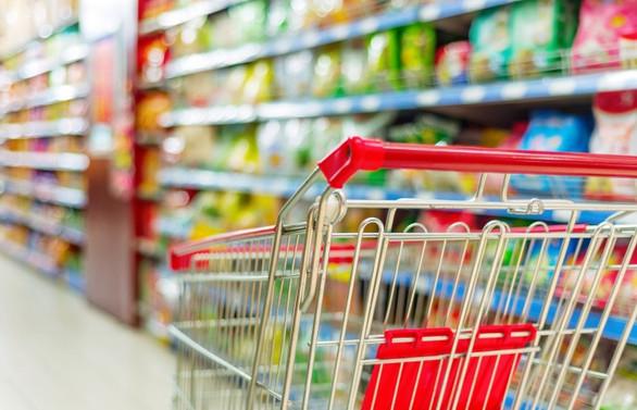 Perakende satış hacmi yıllık yüzde 0,2 azaldı