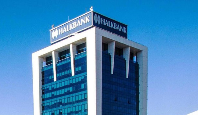 Halkbank'ın aktif büyüklüğü 491,2 milyar TL'ye yükseldi
