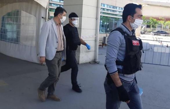 HDP'li belediye başkanları gözaltına alındı