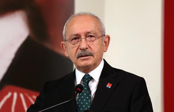 Kılıçdaroğlu: Orta direk esnaftır, yıkılırsa çadır çöker