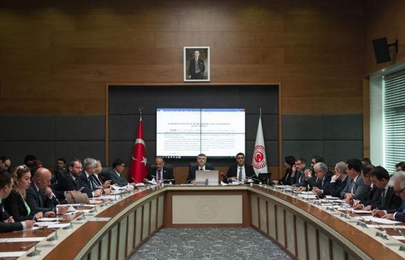 Turizm Teşvik Kanunu'nda değişiklik teklifi komisyonda