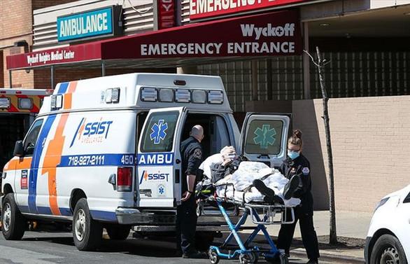 ABD'de COVID-19 nedeniyle ölenlerin sayısı 90 bini geçti
