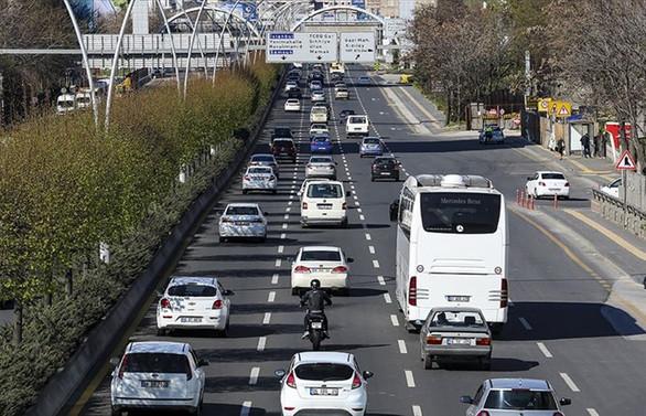 Karayollarında yolcu sayısı artmaya başladı