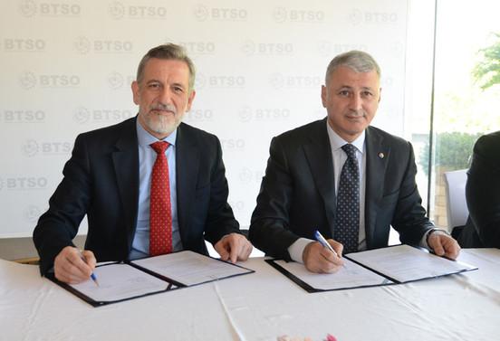 BTSO ve Sakarya TSO stratejik işbirliği protokolü imzaladı
