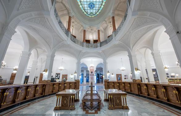 İş Bankası'nın Ulus'taki tarihi binası müze olarak hizmete açıldı