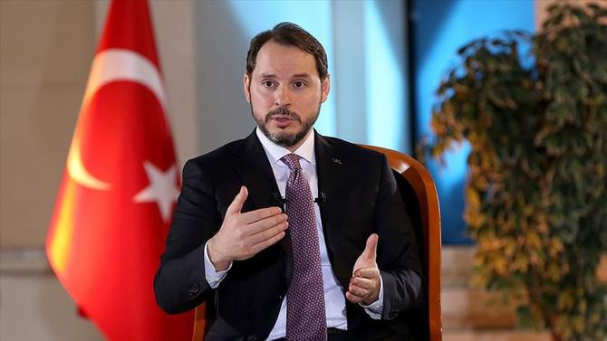 Bakan Albayrak'tan swap açıklaması: Daha etkin yürütülecek süreç başlayacak