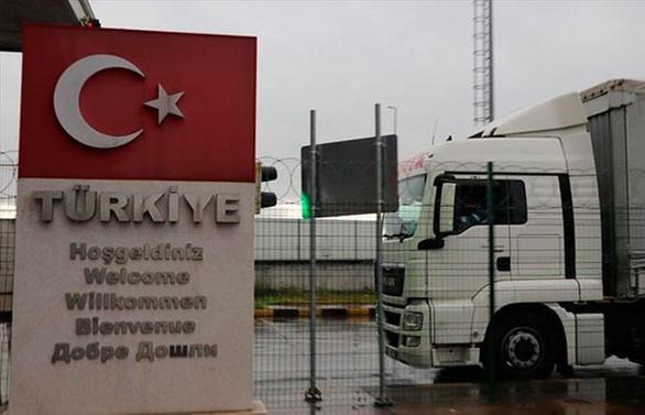 Dereköy Sınır Kapısı giriş ve çıkışlara açıldı