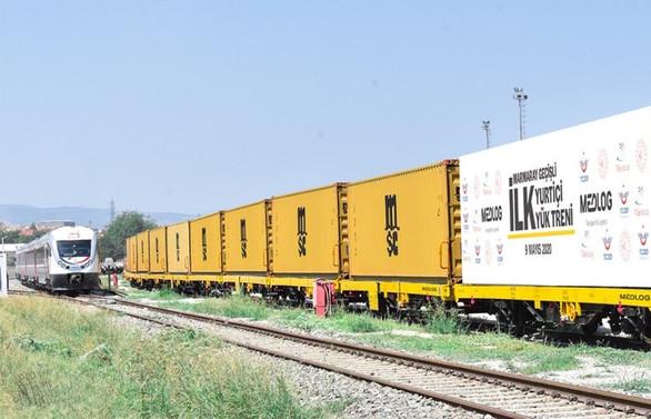 Taşıma yatırımları rotayı Marmaray hattına çevirdi