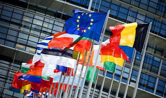 Euro Bölgesi'nde daralma hız kesti