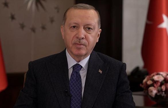 Erdoğan: Türkiye'nin gücünü, zenginliği, refahını çok daha yükseklere taşıyacağız
