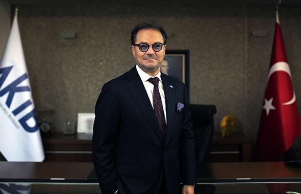AHKİB'de başkanlık görevini Gürkan Tekin devraldı