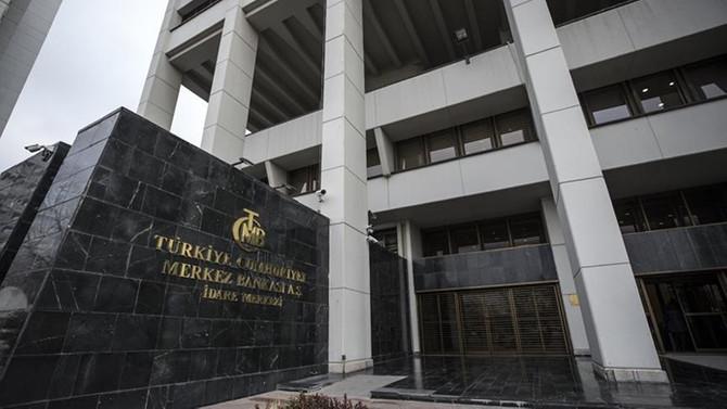 MB'nin resmi rezerv varlıkları nisanda yüzde 6,3 düştü