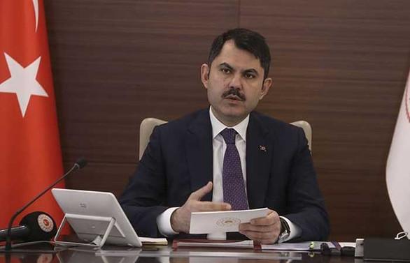 Çevre ve Şehircilik Bakanlığından 1 milyar euroluk çevre ve altyapı projesi