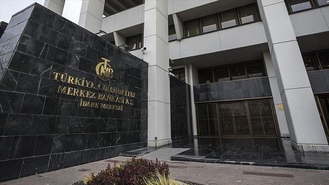 MB'nin brüt rezervlerinde 8 milyar dolarlık artış