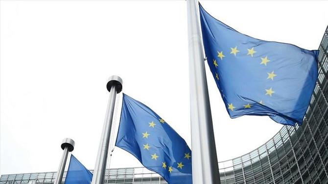 Euro Bölgesi'nde yıllık enflasyon 0,1'e geriledi