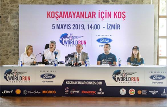 İzmir, 5 Mayıs'ta koşamayanlar için koşacak