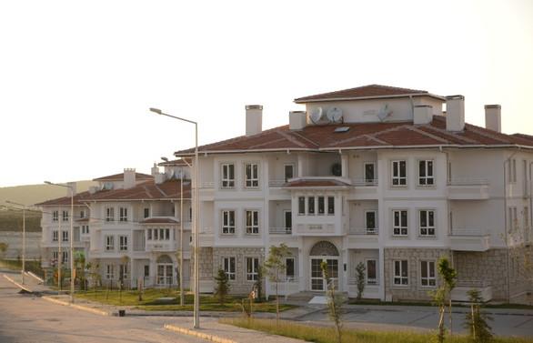 50 bin sosyal konutta ilk kura Ankara için