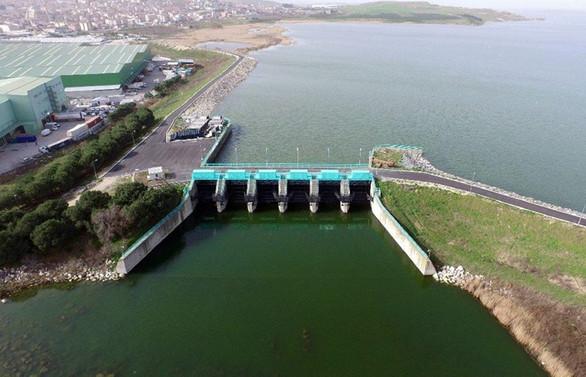 İstanbul'daki barajların doluluk oranı yüzde 68