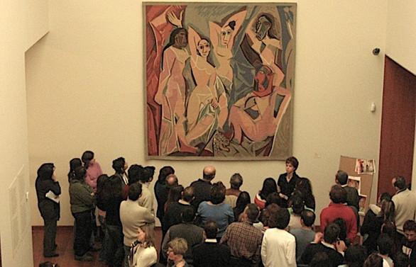 """Picasso İstanbul'da"" sergisi digitalSSM'de"