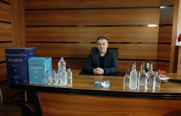 Atlantis Su, Türkiye'nin en iyi içilebilir dördüncü su markası seçildi