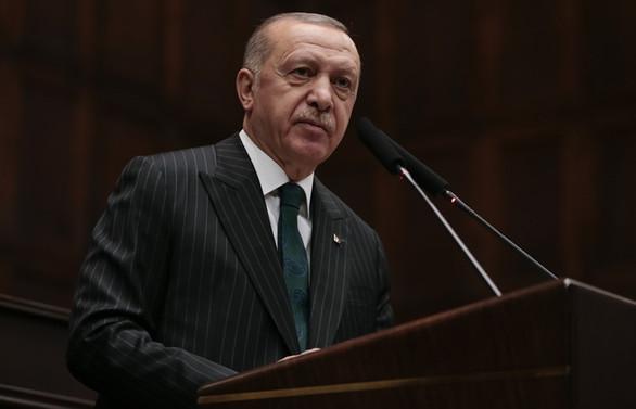 Cumhurbaşkanı Erdoğan: Zorluklara millet olarak göğüs geriyoruz