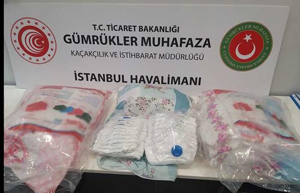 İstanbul'da 554 bin 170 tıbbi maske ele geçirildi