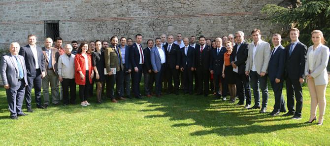 Kuzey Makedonya ile işbirliği olanakları değerlendirildi