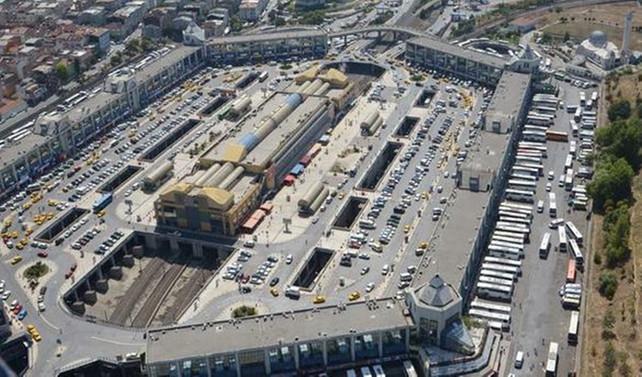İBB: İstanbul Otogarı'nda İSPARK davası reddedildi