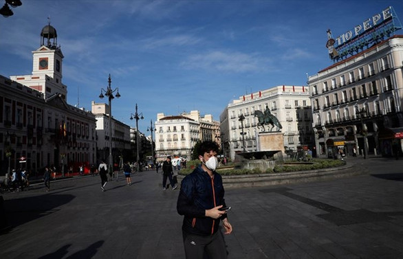 İspanya'da OHAL 24 Mayıs'a uzatıldı