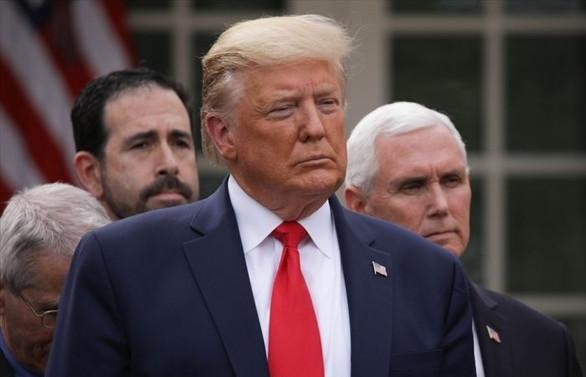 Trump'tan COVID-19 yorumu: 11 Eylül ve Pearl Harbor'dan daha kötü